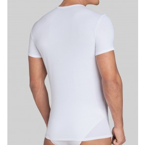 SLOGGI MEN COTTON T V-Neck Doppelpack